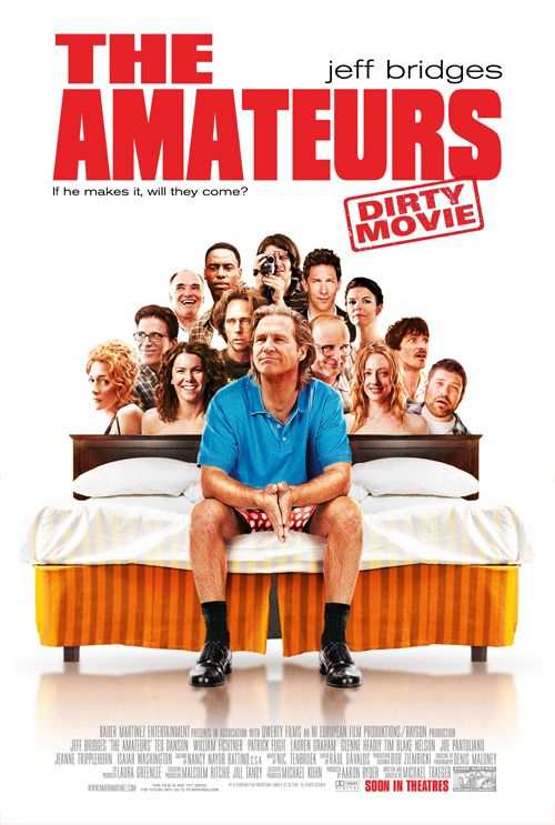The Amateurs When I First Heard About This Film I Thought Isnt That Essentially The Plot Of Kevin Smiths Zack And Miri Make A Porno