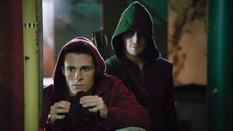 At last, we're going to find out where Oliver got his Russian mob cred, and  where he got that Bratva tattoo, as the crew takes a trip to Russia.
